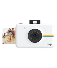 47adeb32e8 Loving this White Polaroid Snap Touch Camera on #zulily! #zulilyfinds  Regalos Originales Para
