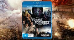 Roll out for our 'Transformers' Blu-ray giveaway!: Roll out for our 'Transformers' Blu-ray giveaway!:…