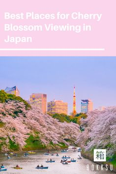 Around this time of a year, Japanese people go out to see cherry blossoms. Check out this list of places perfect for celebrating sakura and where Japanese people go for flower viewing! Cute Store, Japon Tokyo, Oita, Japan Travel Tips, Hot Springs, Cherry Blossom, How To Find Out, Places To Go, Celebration