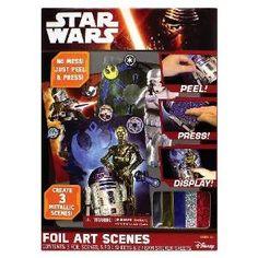 http://www.amazon.com/dp/B017FFJX32/ie=UTF8?m=A39XUSJY7CGR7N&keywords=Star+Wars+Foil+Art+Scenes+Gift&tag=terlynmey0d-20