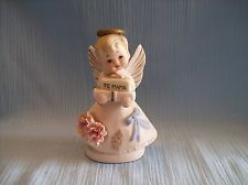 Vintage Norcrest Angel figurine gifts to Mama