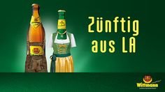 Brauerei Wittmann - DIE CREW AG Werbeagentur - Wer sagt, dass ein 400 Jahre altes Unternehmen aus Bayern angestaubt sein muss? Wittmann jedenfalls beweist Landshut und Umgebung in regelmäßigen Abständen, dass nicht nur ihre Brautradition voll im Trend ist. #diecrew #Werbeagentur #Wittmann #Bier #Marketing #Flasche #Kampagne #Tracht #Dirndl #Zünftig