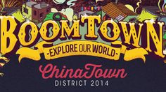 CHINATOWN DISTRICT LINE UP RELEASED | News | Boomtown Fair 7th-10th August 2014