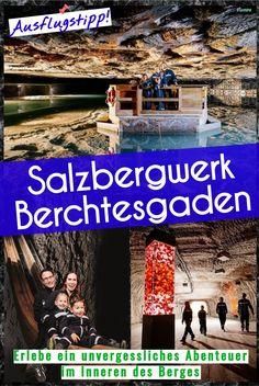 Salzbergwerk Berchtesgaden - nicht nur die Fahrt mit dem Boot über den dunklen Spiegelsee ist ein beeindruckendes Erlebnis für die ganze Familie. #ausflugmitkindern #familienausflug #berchtesgaden #ausflugberchtesgaden #berchtesgadenmitkindern #salzbergwerk #ausfluglustig #ausflugabenteuer #ausflugerlebnis #urlaubinbayern #berchtesgadensehenswürdigkeiten Action, Movies, Fun, Movie Posters, Kids, Rainy Weather, Children Playground, Amusement Parks, Playing Games
