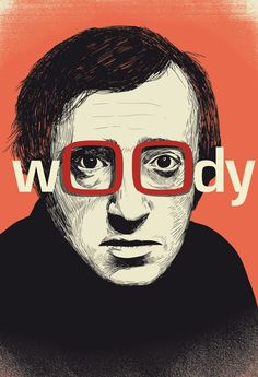Mods and rockers, Woody Allen, Michael Cain and Mr Spock have all provided inspiration for original art prints created to help raise money for cancer charities through the Art V Cancer project. Woody Allen, Film Serie, Retro Art, Film Director, Actors, Love Art, Les Oeuvres, Filmmaking, Illustrations Posters