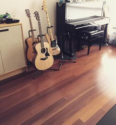 Trendy, traditional solid Australian Hardwood timber flooring supplied and fitted by Timber Floors Pty Ltd