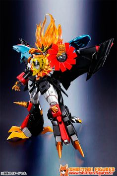 Yuusha Ou GaoGaiGar Final - Genesic Gaogaigar - Super Robot Chogokin 16 cm (Bandai)