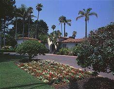 La Casa Pacifica,San Clemente house where President Richard Nixon lived