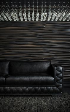 wall panels by Igor Buturlia, via Behance