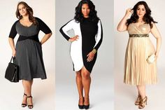 Yes, most women would kill for an hourglass body shape. It's the favorite child, but just like all other body shapes, it has it's challenges. Plus Size Party Dresses, Plus Size Dresses, Plus Size Outfits, Dresses For Work, Hourglass Body Shape, Hourglass Dress, Hourglass Figure, Curvy Outfits, Dress Outfits
