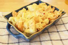 פסטה עם כרובית מוקרמת Pasta Pie, Cauliflower, Macaroni And Cheese, Vegetables, Ethnic Recipes, Food, Dairy, Mac And Cheese, Cauliflowers