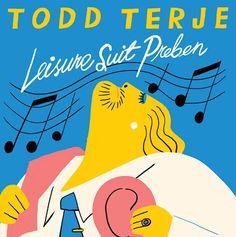 Bendik Kaltenborn: Todd Terje Album Cover – Leisure Suit Preben