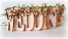 Daisys Jewels and Crafts - Wedding Season Craft Wedding, Wedding Cards, Heartfelt Creations, Greeting Cards Handmade, Wedding Season, Altered Art, Christening, Mini Albums, Special Occasion