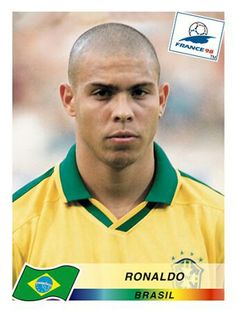 28 Ronaldo - BRA - FIFA World Cup France 1998