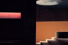 Le Corbusier – Charles-Édouard Jeanneret-Gris (1887-1965) avec Iannis Xenakis   Sainte Marie de La Tourette   Lyon, France   1956 – 1960