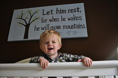 Amen!   Aiden is gonna move mountains !!