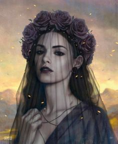 """""""Legacy"""", another beauty by #beautifulbizarre issue 003 featured artist, the one and only Tom Bagshaw <3"""