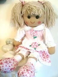 free rag doll patterns - Google Search