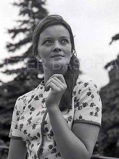 Snímky z archívu PETER BASCH PHOTOGRAPHY 1960 Jana Brejchova
