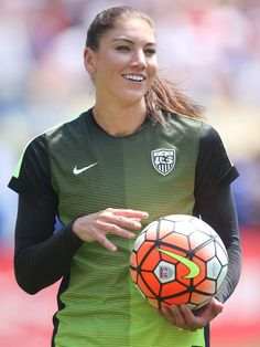 Hope Solo says right now she wouldn't go to Rio Olympics because of Zika