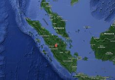 BREAKING: Tsunami alert across Indian Ocean after massive 8.1 magnitude quake near Sumatra