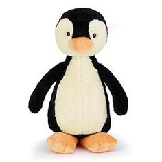 Jellycat Bobkin Penguin 26cm - Special Offer Price £14.35 - New for Summer 2016