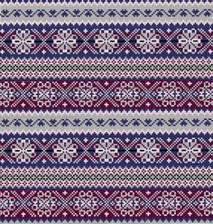 If you're looking to wear something that exudes winter spirit, look no further than a Fair Isle sweater. Fair Isle originally comes from an island of the same name in Scotland, but is now any… Fair Isle Knitting Patterns, Knitting Blogs, Knitting Charts, Knitting Designs, Knitting Stitches, Free Knitting, Knitting Machine, Sock Knitting, Knitting Tutorials