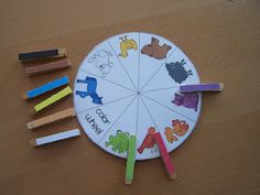 Brown Bear, Brown Bear. Repinned by playwithjoy.com. For more task box activity pins visit pinterest.com/playwithjoy