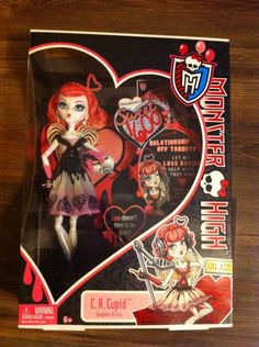 Brand New Monster High **C. A. CUPID**