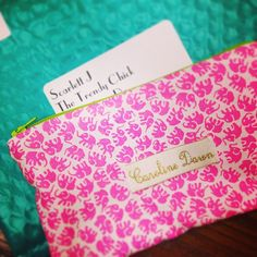 Can't wait to see @thetrendychickblog post and giveaway!