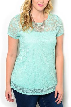http://www.dhstyles.com/Mint-Plus-Size-Chic-Fitted-Sheer-Floral-Laced-Over-p/viva-1090x-mint.htm