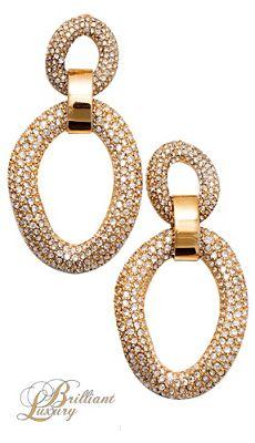 Brilliant Luxury * Elie Saab Earrings
