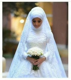 Robe mariee hijab paris