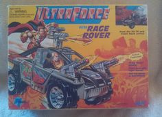 1995 Lewis Galoob UltraForce Ultra Range Rover 75616 Rare Hard To Find by ThisChicksJewels on Etsy