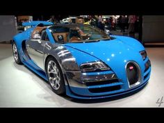 "Bugatti Veyron Grand Sport Vitesse ""Meo Costantini"" Edition"