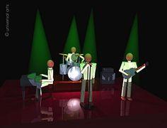 Mario Strack - The Band 3 - universal arts Galerie Studio - Original Grafik - limitiert, nummeriert und handsigniert universal arts Galerie Studio edition http://www.amazon.de/dp/B00L2GSMP6/ref=cm_sw_r_pi_dp_wza8vb1B2B4GJ