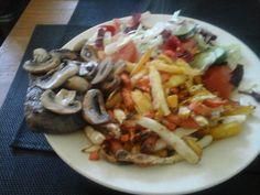 Gegrilde biefstuk met frisse lentesalade | | Goed en gezond eten
