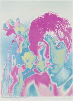 Richard Avedon | Paul McCartney lithograph 1967