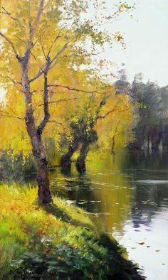 peaceful riverside (359×600) by Sergei TouTounov