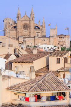 Palma de Mallorca, Spain.  We visited Casablanca BBQ, Revolution Bar, Mambos, Mano's Place (our favorite to end the night), Gotic, El Pesquero, and Foxy's.  Order their famous pastry in what looks like a big pizza box - an Ensaimada.
