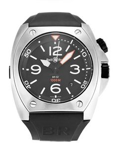 Bell and Ross BR02 Steel