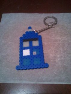 Nerd Inspired Perler Key chains or magnets  by jinglebells0424, $2.50