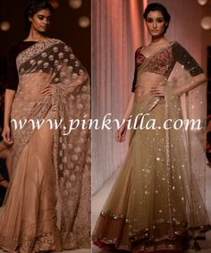 Lakme Fashion Week Winter/ Festive 2013 : Manish Malhotra showcase | PINKVILLA