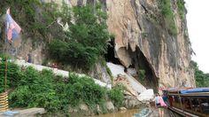 Lao-Lao Village y las Cuevas Pak Ou - Conmimochilacuestas