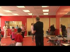 Using the Cane to empower through self-defense & exercise!