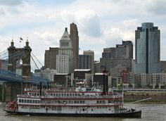 Get a great view of the Cincinnati skyline and see some gorgeous architecture when you explore the Covington side of the Ohio River.