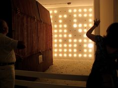 – EN – Beforelight is a Greek-based creative group that carries out artistic experiments with the use of light. The team members use expertise from architectural and stage lighting desi… Stage Lighting, Light Art, Old And New, Effort, Innovation, Wall Lights, Public, How To Apply, Urban