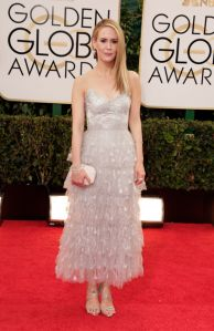 2014 Golden Globe Awards Red Carpet -> The Best, The Worst and TheMeh  MEH: Sarah Paulson