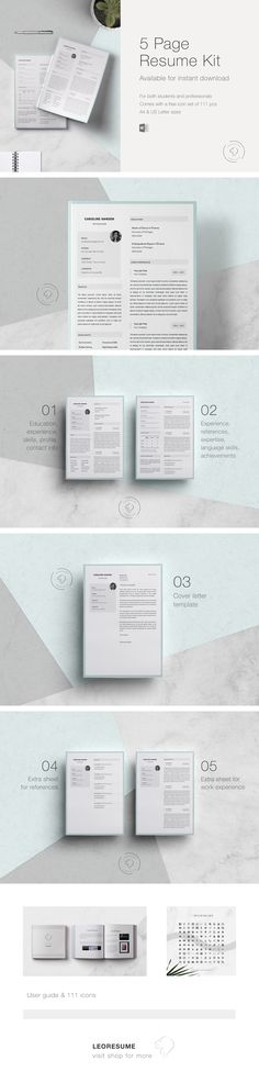 Editorial Design #Resume #Template #CV #Curriculum #Vitae #Resumes #Downloadable #Etsy #MS #MSWord #Word #WordTemplate #Creative #Kit #Crafter #CrafterResume #Icon #Icons #IconSet #Free #FreeIcons #Student #Professional