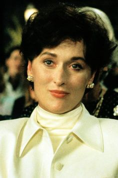 "Meryl Streep en""Se acabó el pastel"" (Heartburn), 1986"